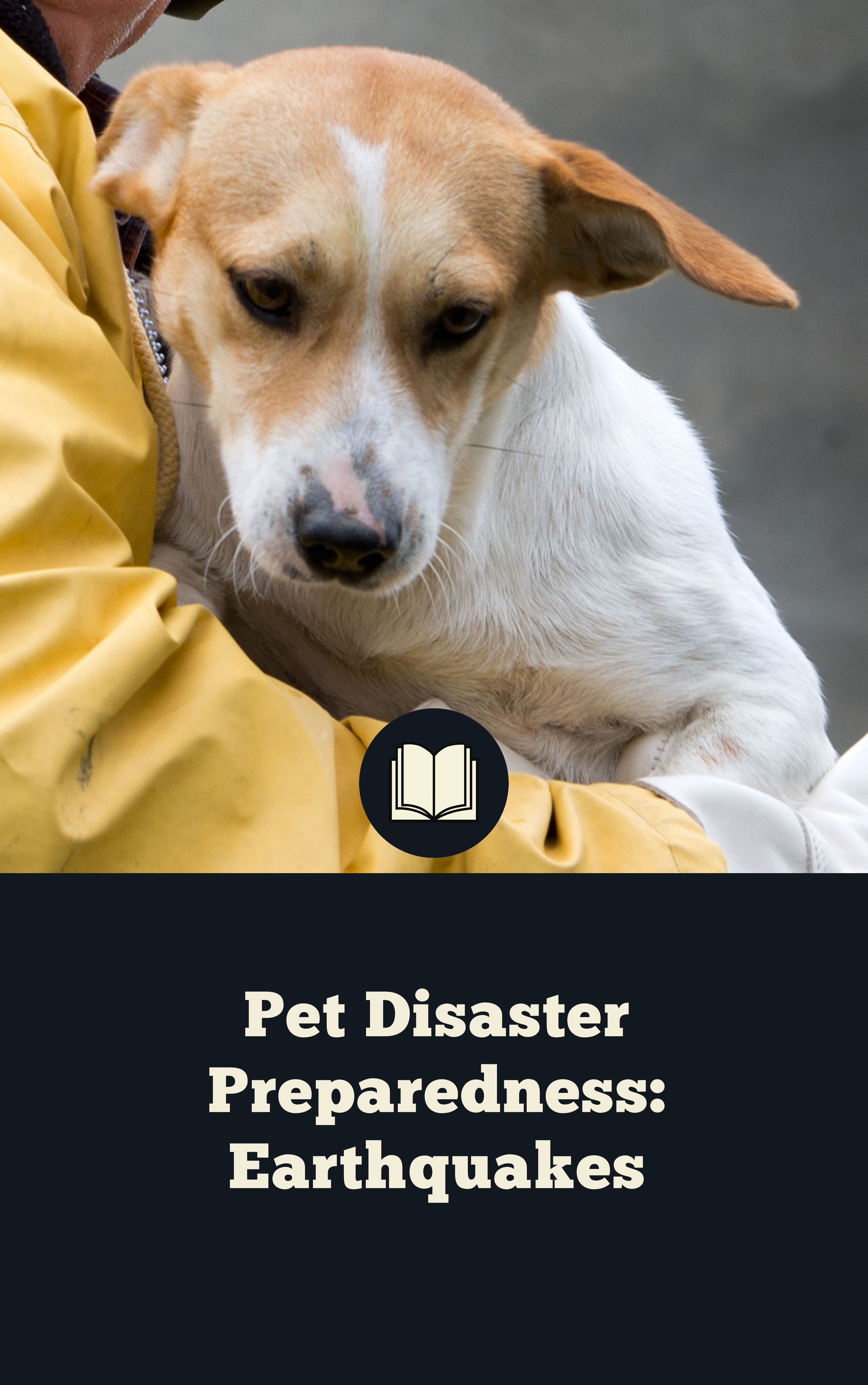Pet Disaster Preparedness Earthquakes Disaster Preparedness