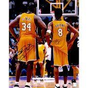 296d13160bb NBAStore.com - NBAStore.com Dual Signed Los Angeles Lakers Kobe Bryant