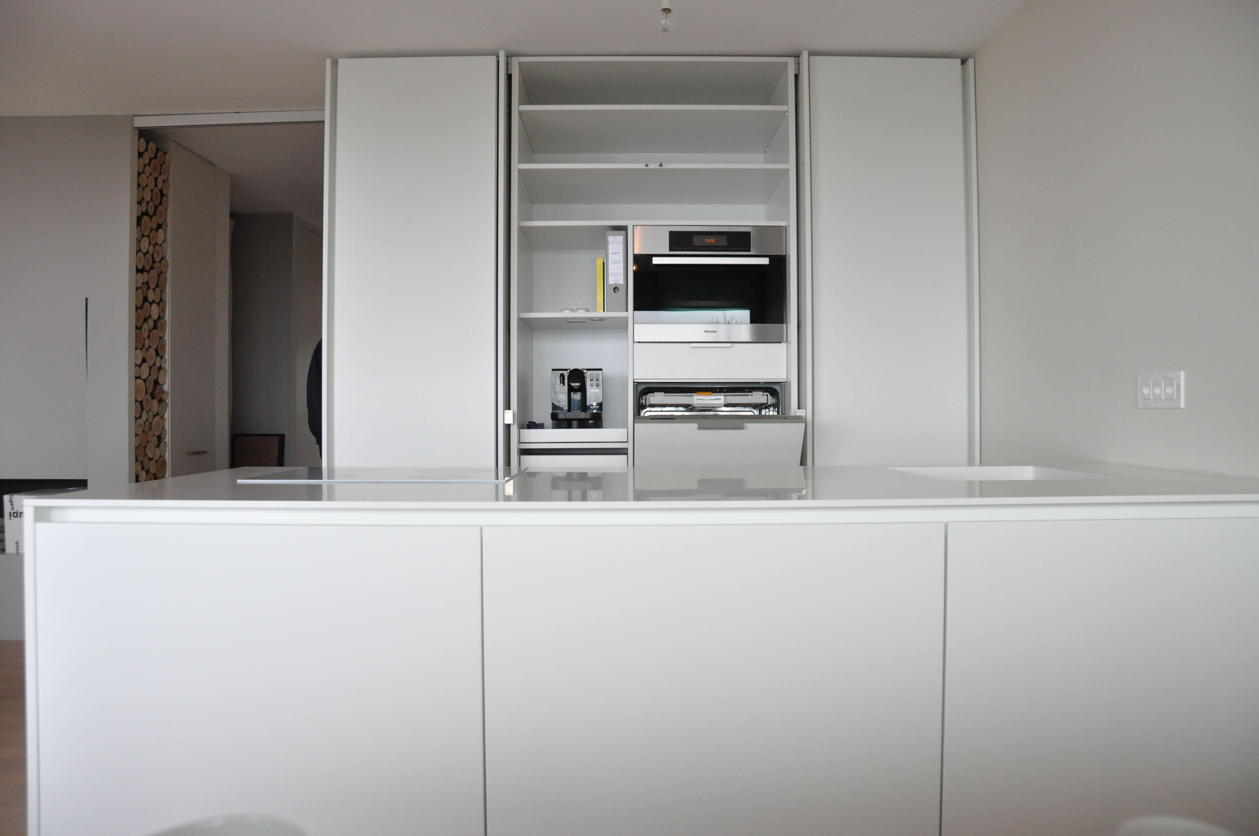 eggersmann e sign mit offenem pocket schrank k chen pinterest. Black Bedroom Furniture Sets. Home Design Ideas