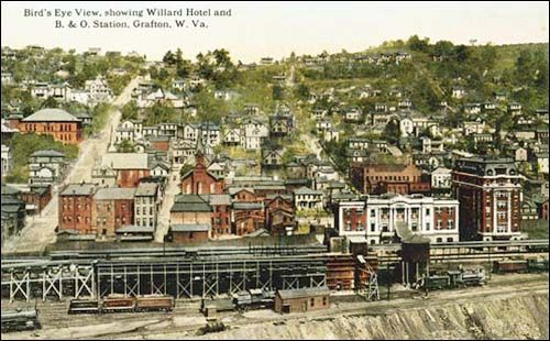 Grafton West Virginia History Part One
