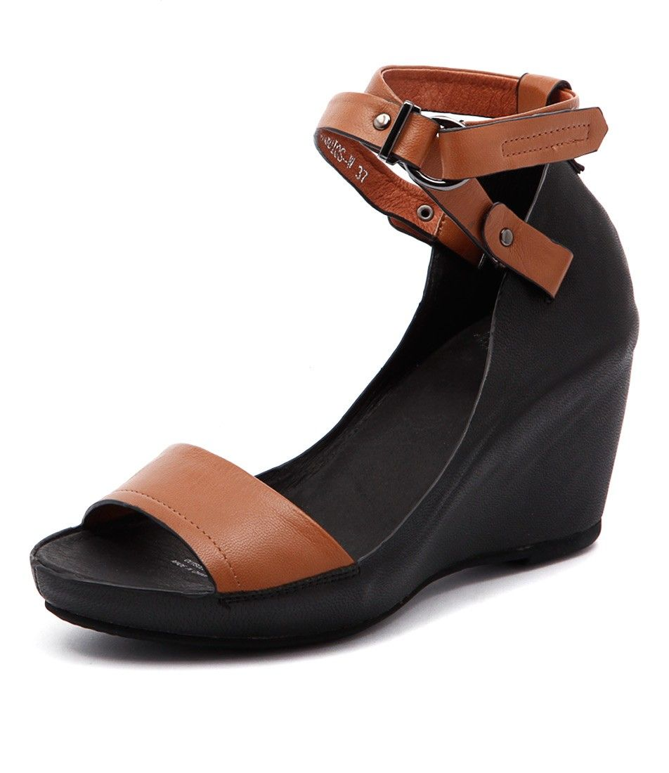 EOS Candios Black/Brandy at styletread.com.au. Women's Shoes SandalsEosWoman  ...