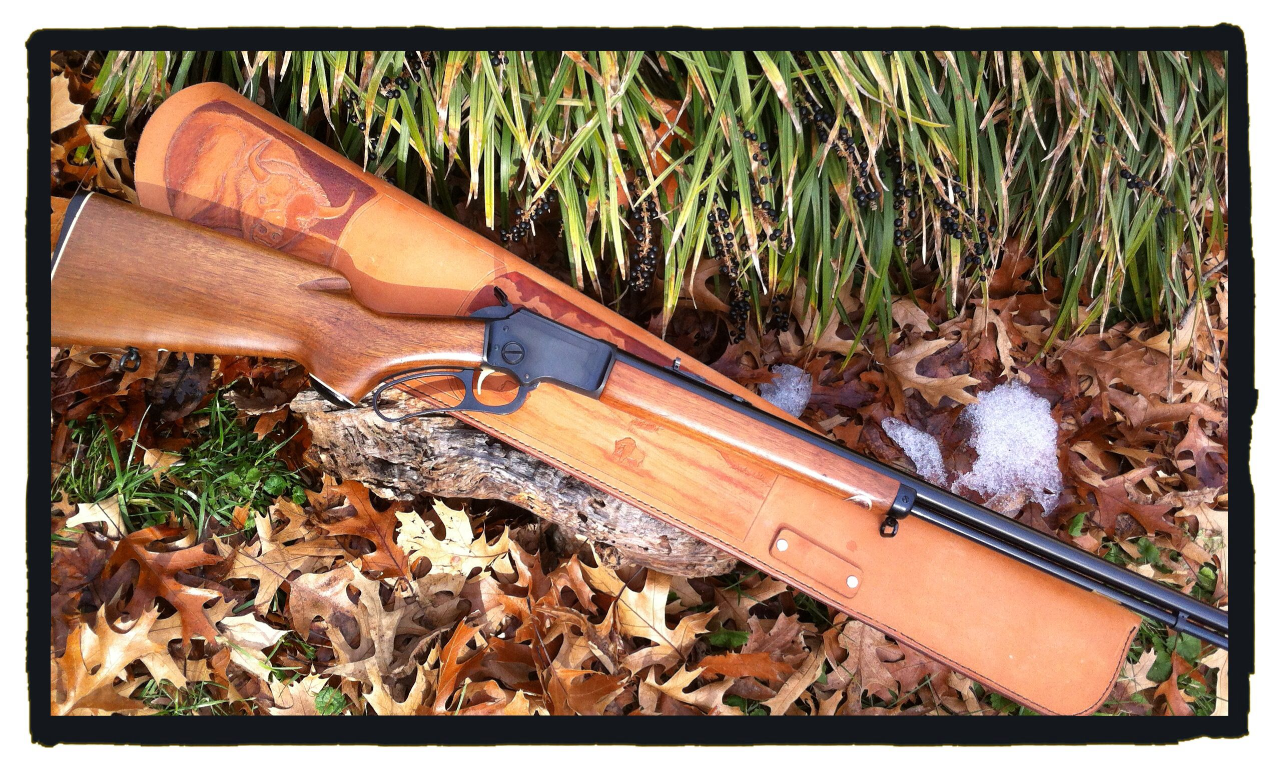 1973 Marlin 39a Golden Guns, Lever action