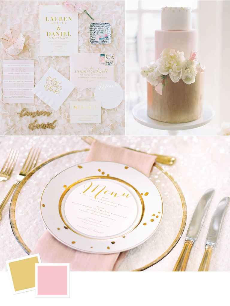Hot Wedding Color Combos for Summer Wedding colors