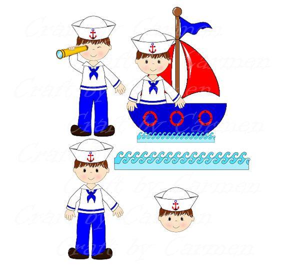 Телефон мультфильмов, картинка моряка для детей