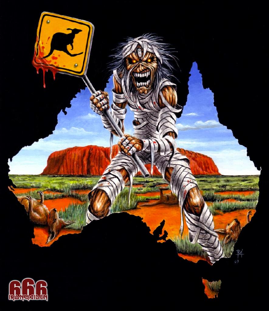 Iron Maiden Eddie Ed Hunter Eddie The Head Ironmaiden Eddie Edhunter Eddiethehead Ironmaidened Iron Maiden Eddie Eddie The Head Iron Maiden Posters