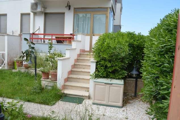 Appartamento con giardino Anzio Sacro Cuore Via Flavia