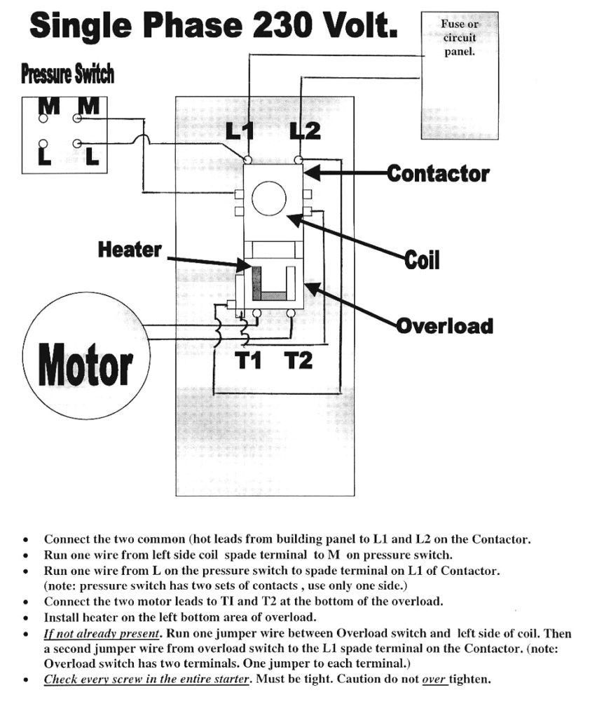 36+ 3 phase compressor wiring diagram ideas