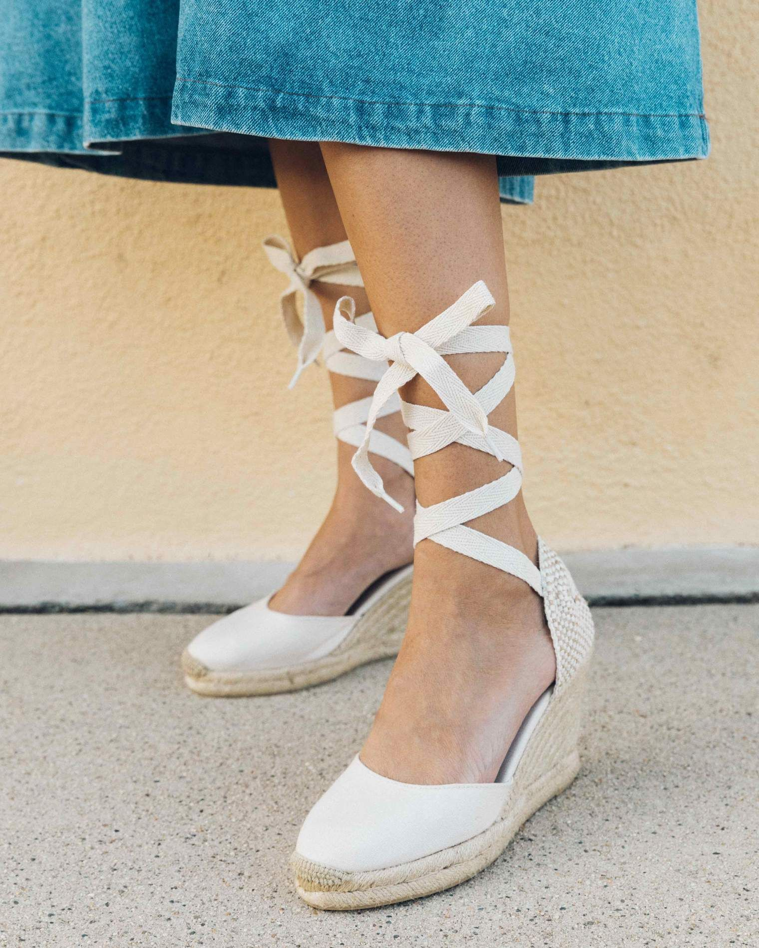 648a112e29a Classic Tall Wedge - Blush / 5 in 2019 | IF THE SHOE FITS ...