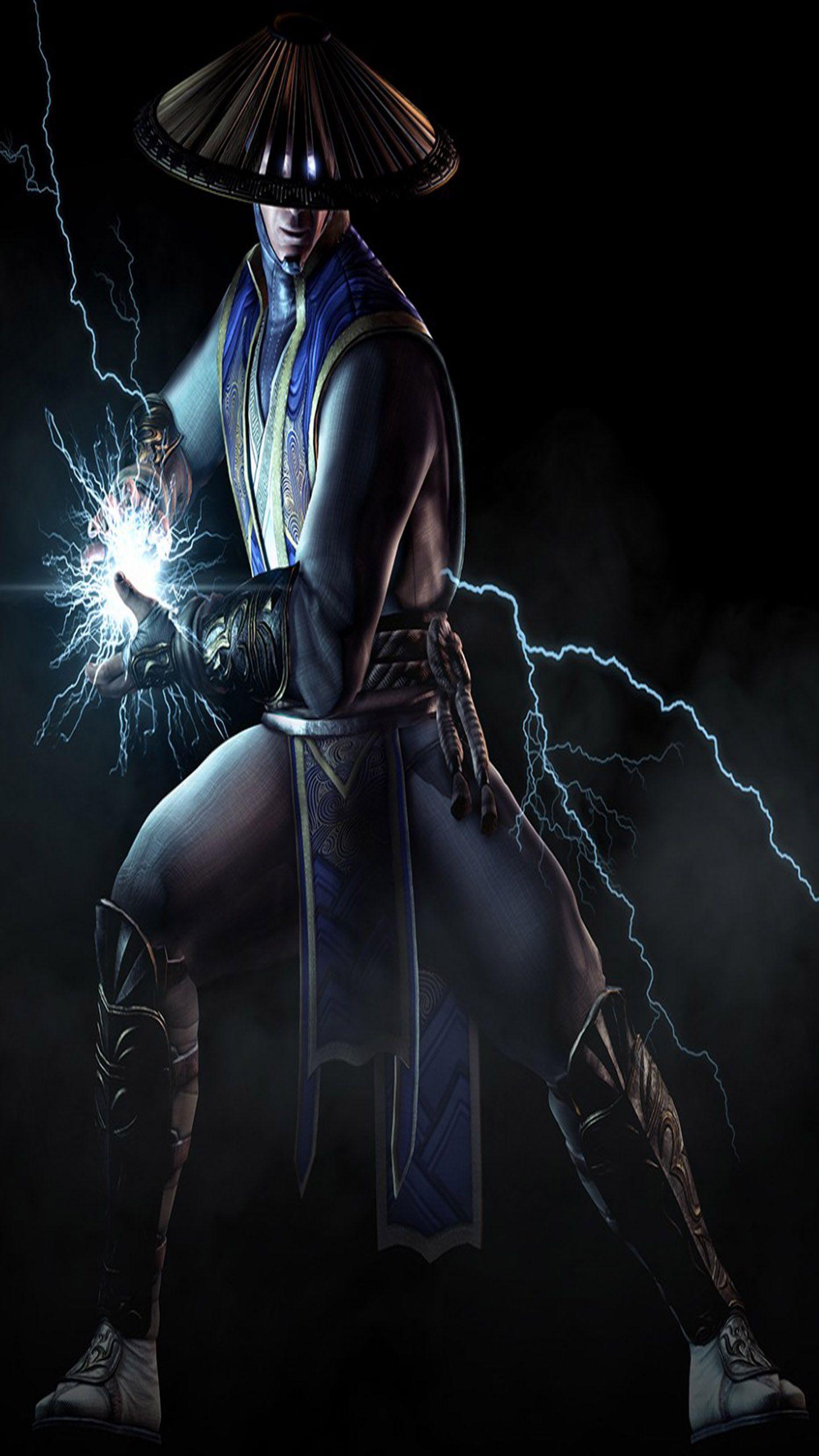 Mortal Kombat X Game Wallpaper For Samsung Galaxy S6 Mortal Kombat X Wallpapers Mortal Kombat X Raiden Mortal Kombat