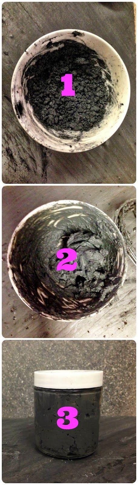 Recipe for Sephora's Glam Glow mud mask. Freaking yes