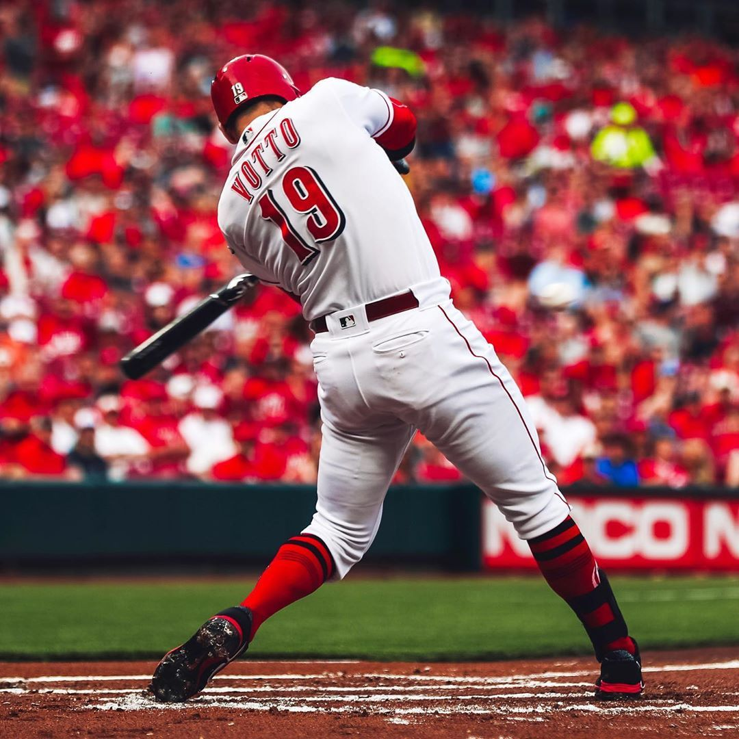 Joey Last Night Passed Brandon Phillips For 9th On The Reds All Time Hits List 1 777 Borntobaseb Brandon Phillips Cincinnati Reds Cincinnati Reds Baseball