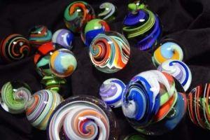 marbles by Hercio Dias