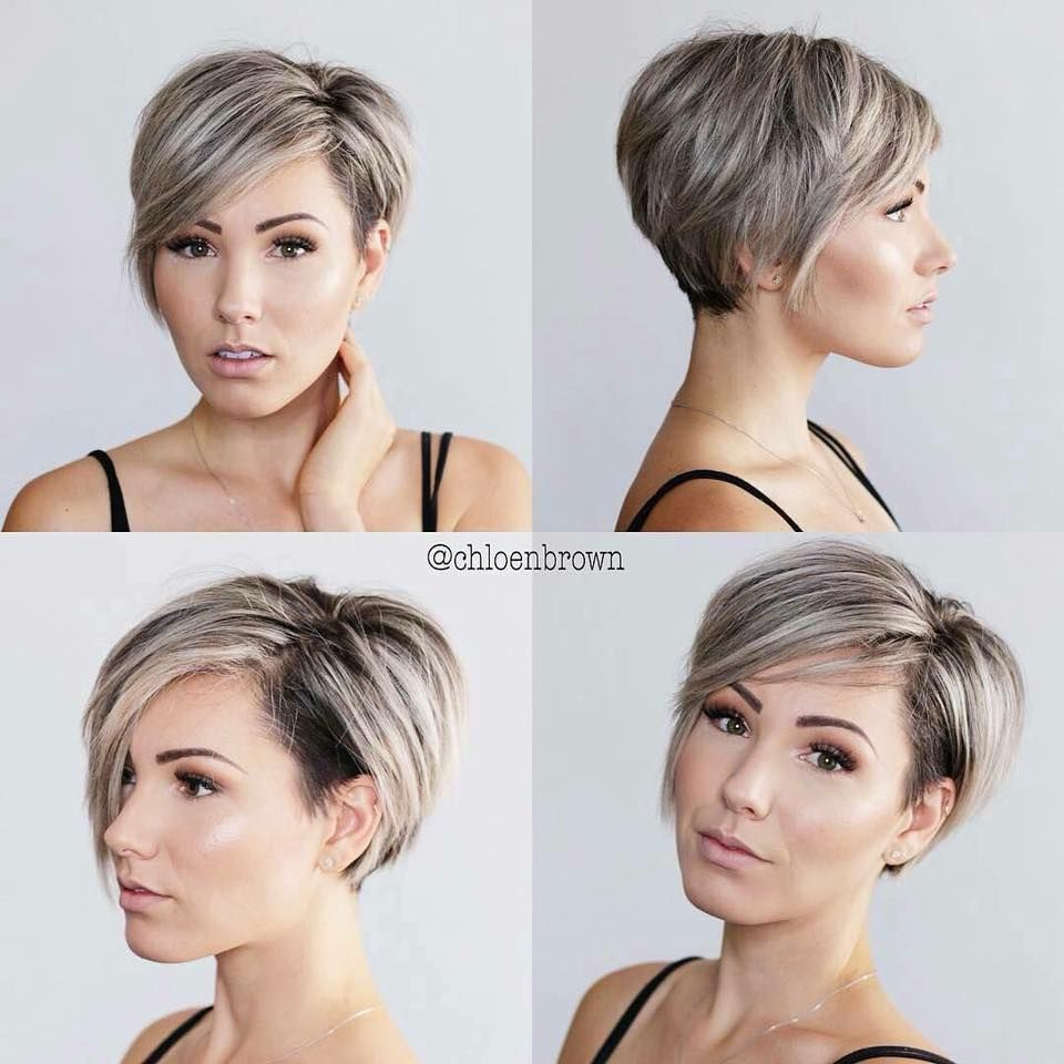 Who likes this wedge cut and wants one styles thinning hair