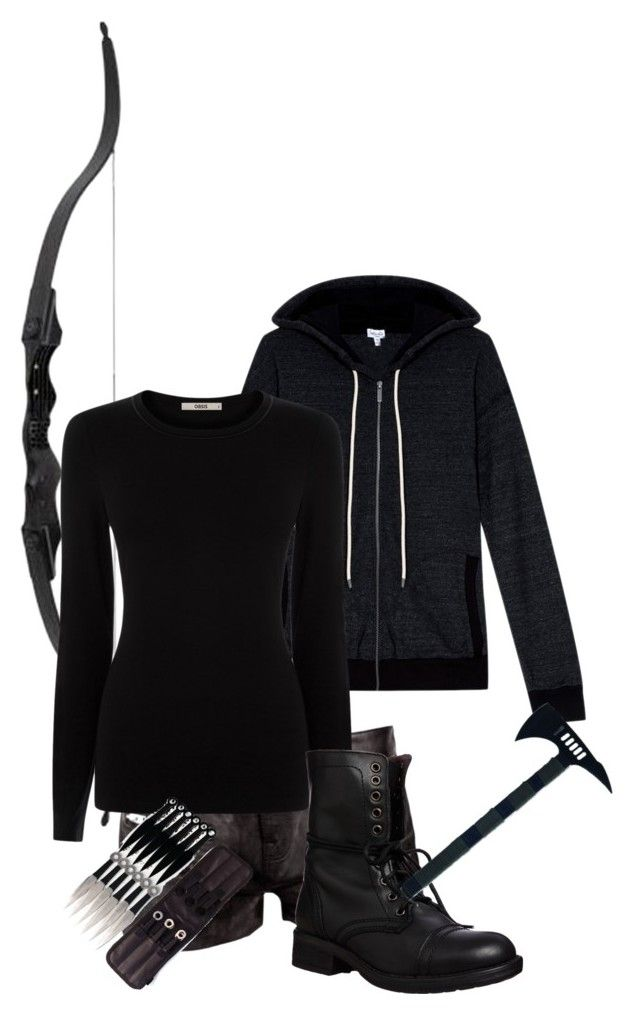 """Juliet // Shadowhunter // Mortal Instruments"" by summerblu ❤ liked on Polyvore featuring Splendid, IRO, Oasis, Steve Madden, women's clothing, women's fashion, women, female, woman and misses"
