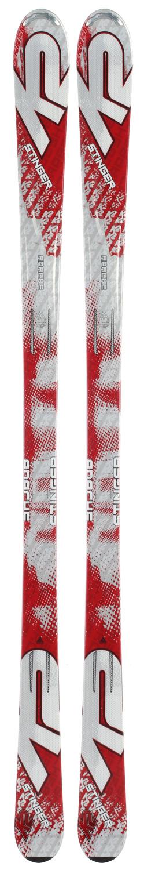 K2 Apache Stinger Skis - Men's