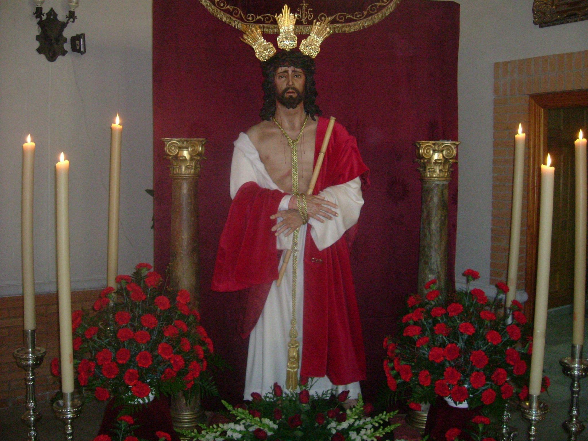 cofradía del cristo del amor y auxilio