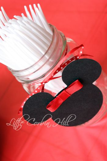 Little Corbin Hill: Minnie Mouse Birthday Party