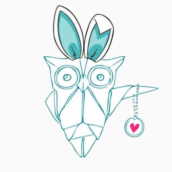 Origami Owl Olive The Owl As The Easter Bunny Www