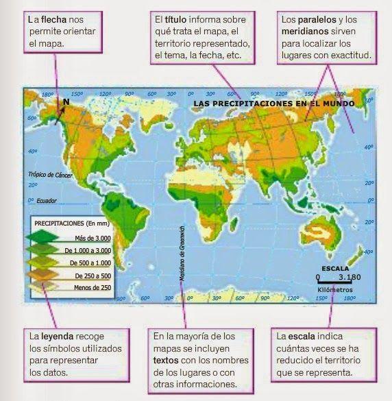 Pin En Vilma Geografia