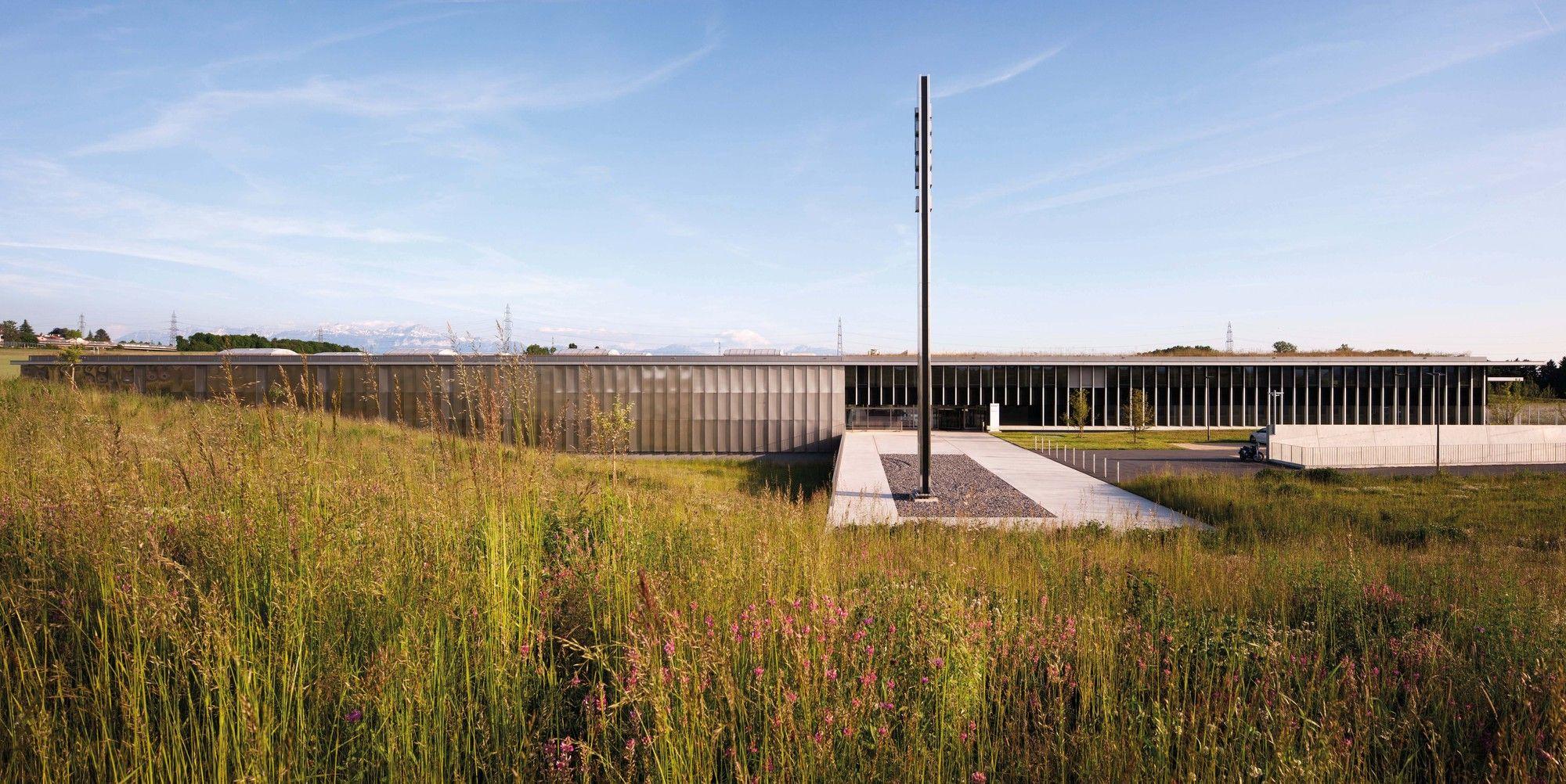 Gallery of BOBST Headquarters / Richter Dahl Rocha & Associés - 4