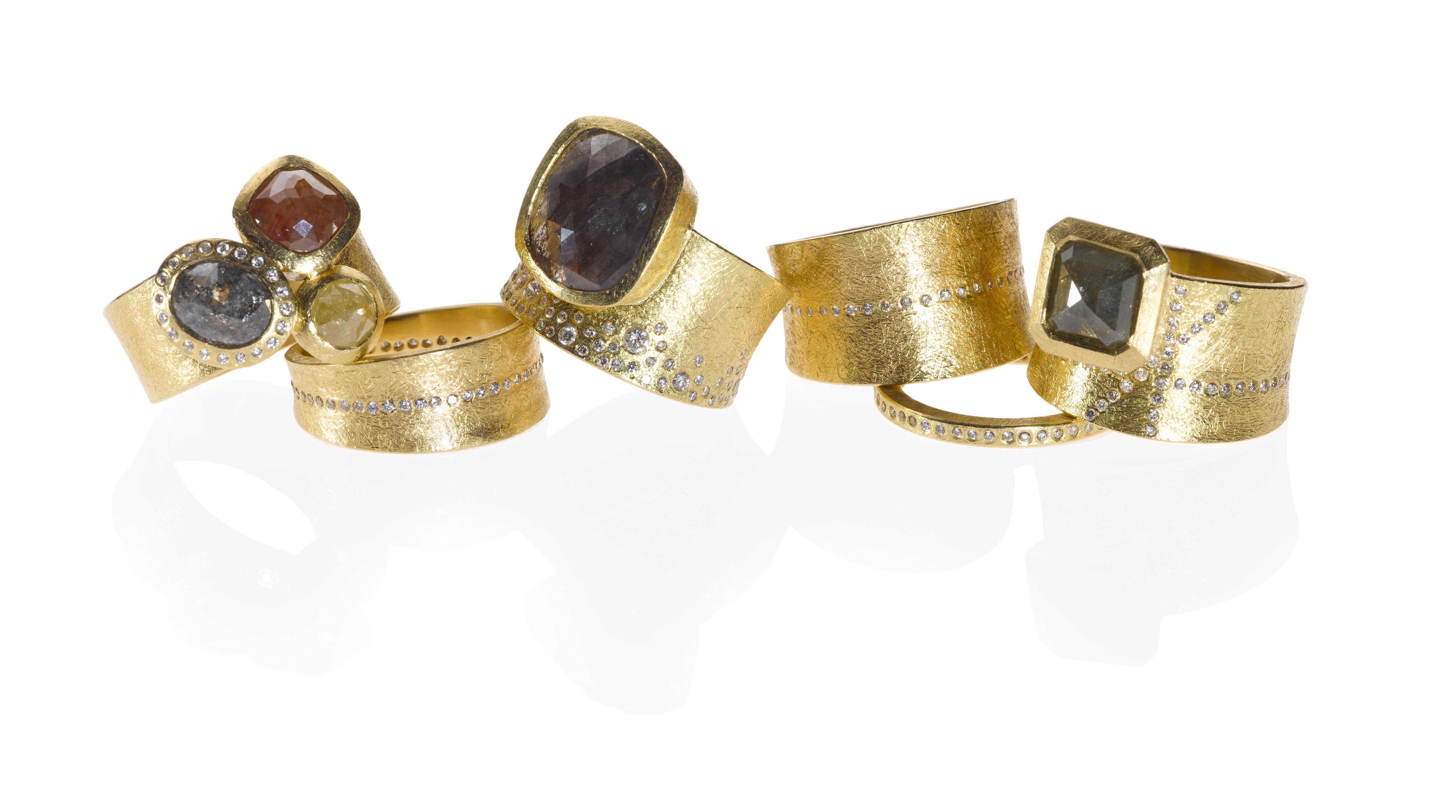 Todd Reed Jewelry Designer Jewelry Modern Street Style Womens One