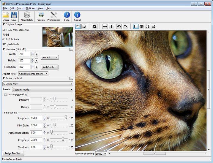 برنامج Benvista Photozoom لتكبير الصور والمحافظة علي شكلها Photoshop Elements 12 Painting Photos Photo Editing Software