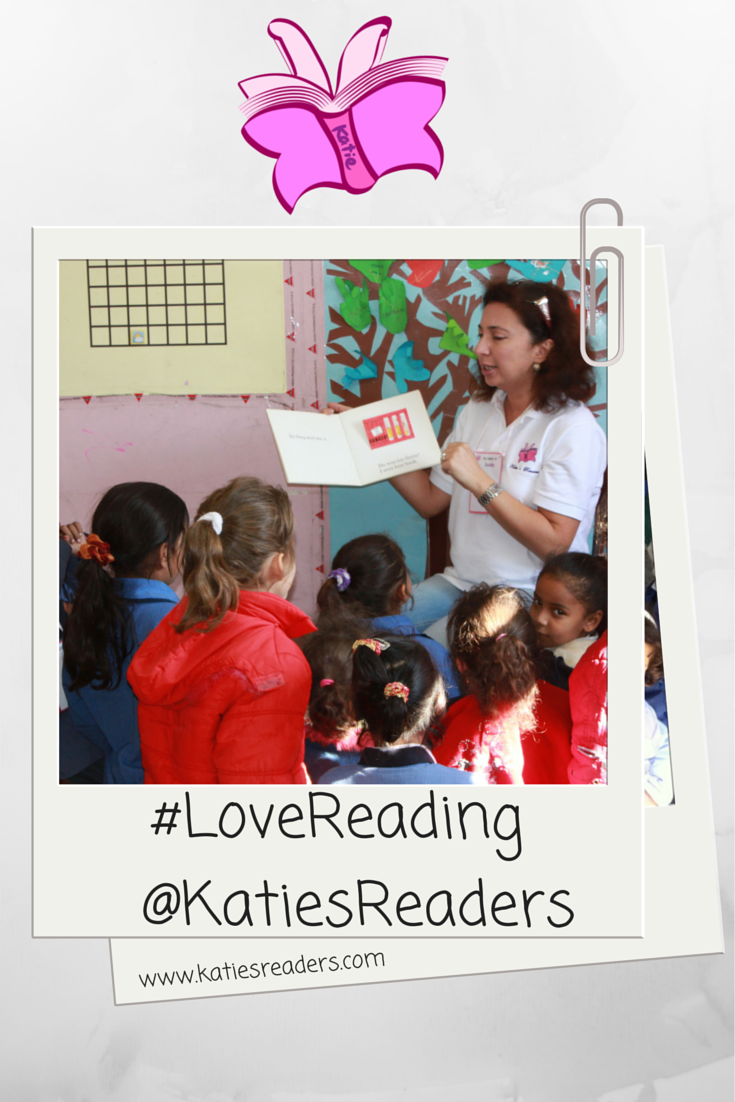 #LoveReading @KatiesReaders