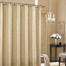 Bombay Vivienne 72 X 72 Fabric Shower Curtain Elegant Shower