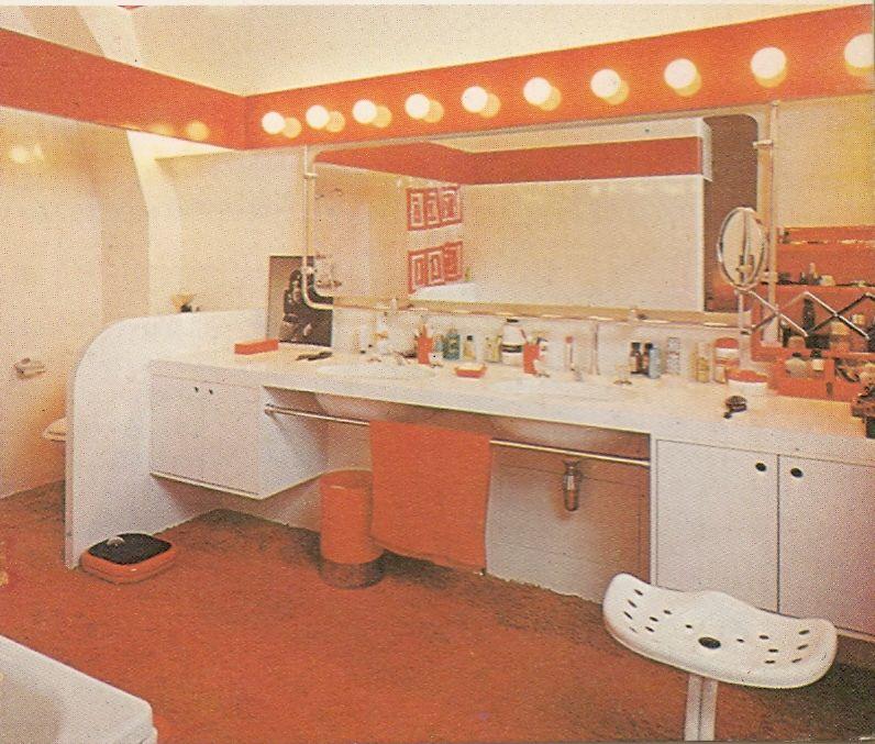 Fantastic S Bathroom House S Decor And Vintage Bathrooms - 70s bathroom