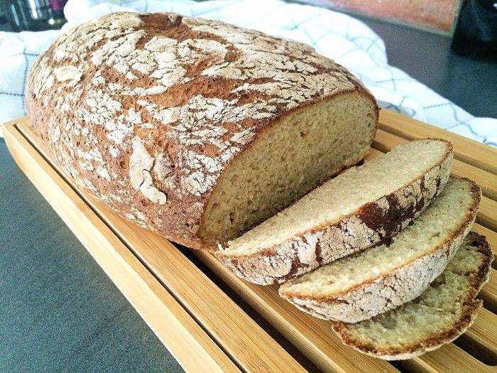bovete recept bröd
