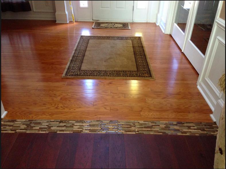 Should Hardwood Floors Match Throughout The House Classic Floor Designs Ceramic Floor Tile Living Room Tiles Tile Floor Living Room