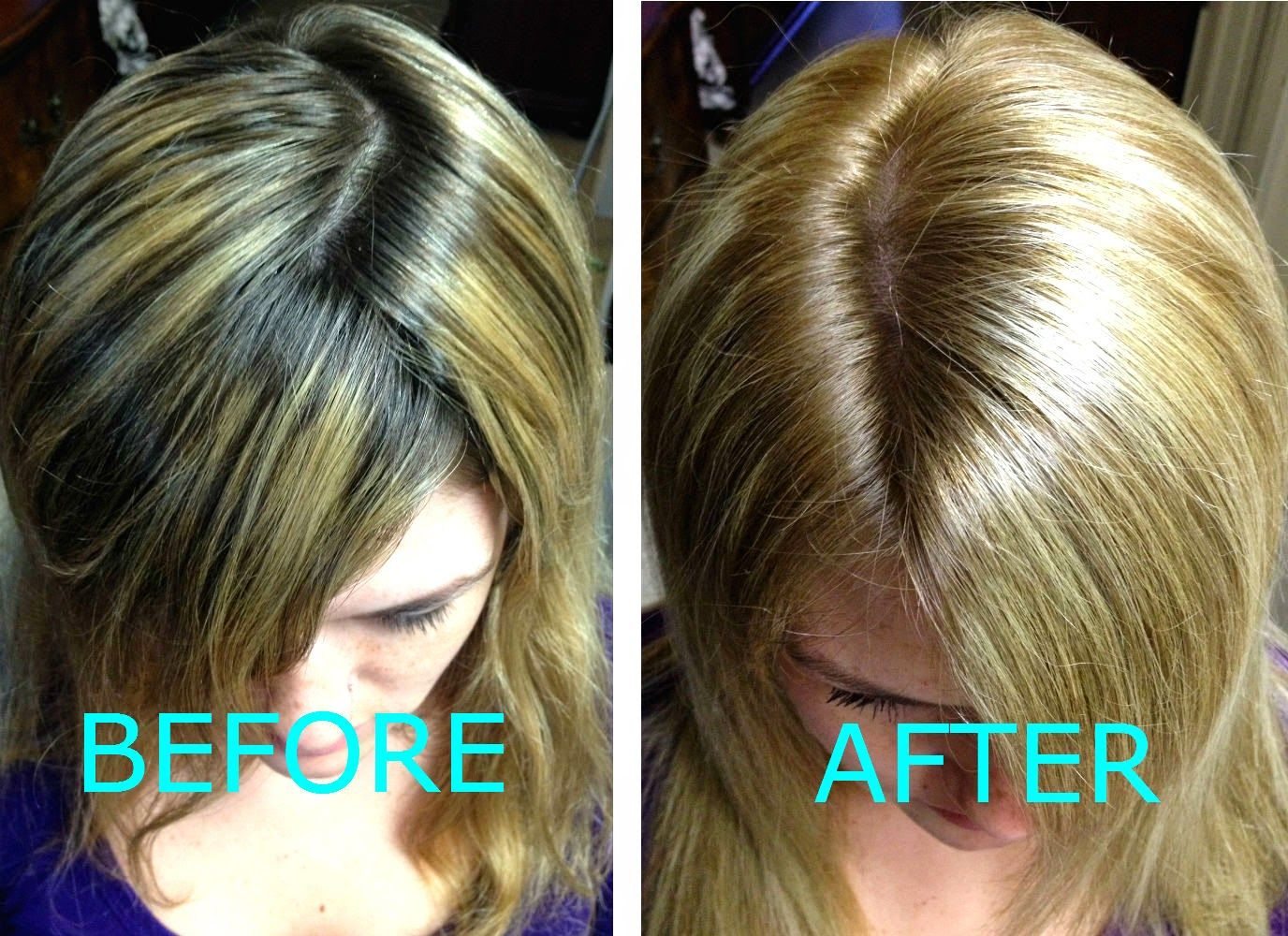 How to touch up roots after highlighting click on pin to see full how to touch up roots after highlighting click on pin to see full details of pmusecretfo Gallery