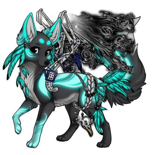 This Is Me As An Animal With Images Anime Wolf Drawing