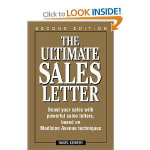 The Ultimate Sales Letter Boost Your Sales With Powerful Sales