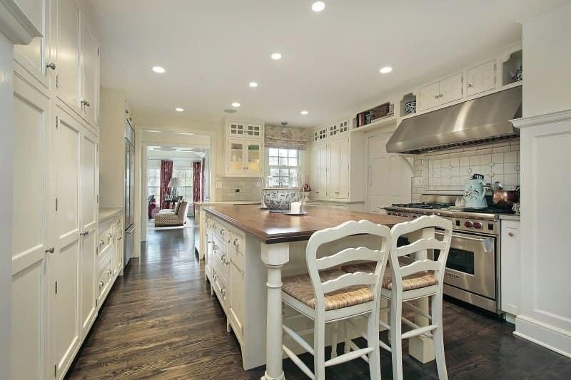 20 white luxury kitchen designs photos Many kitchen styles, custom