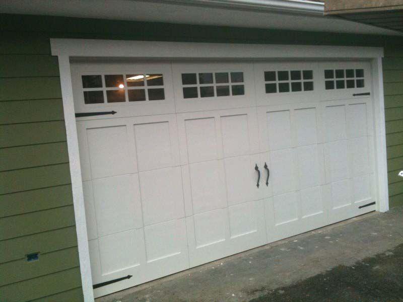 Dyer S Garage Doors Non Traditional Steel Garage Doors Garage Doors Doors Steel Garage Doors