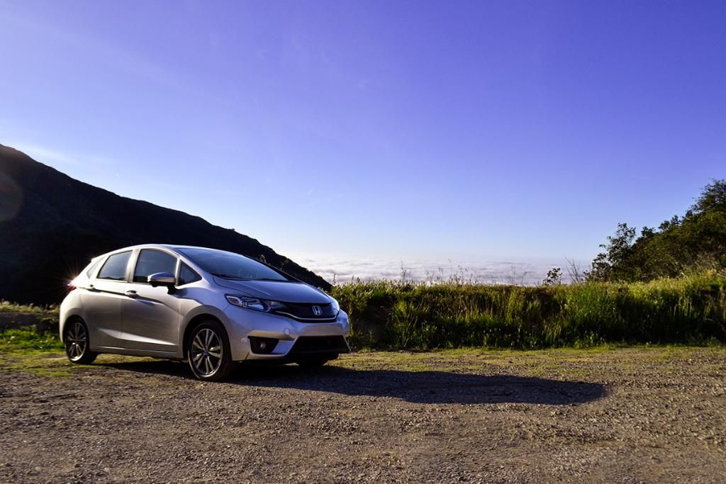 FindYourOwnWay with the Honda Fit. Honda fit, National
