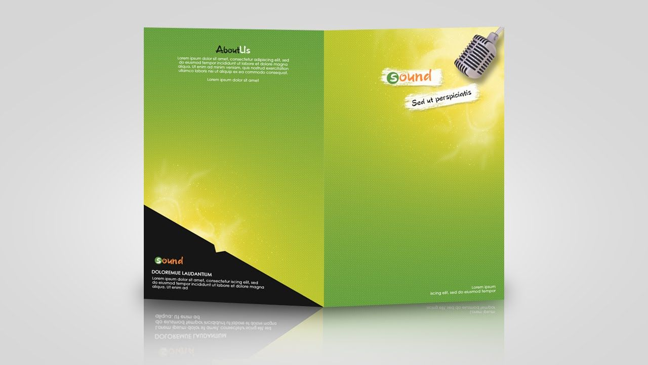 Create a front and back cover brochure in photoshop photoshop create a front and back cover brochure in photoshop baditri Choice Image