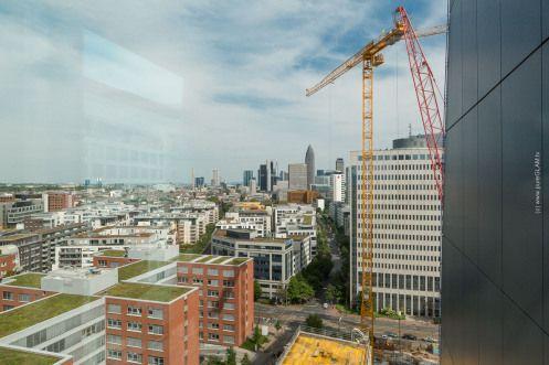 Radisson Blu Frankfurt Hotel Airporthotel direkt in der