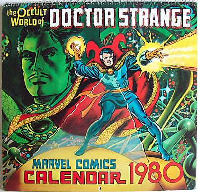 Doctor Strange Clea | Sanctum Sanctorum Comix: Time Warp : Part III - The Occult…