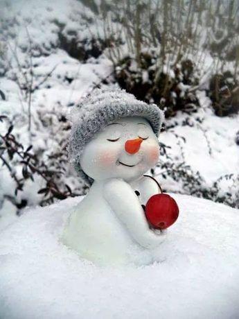 """uniqueblue: """"I love snow ❄💛❄⛄❄💛❄ """""""