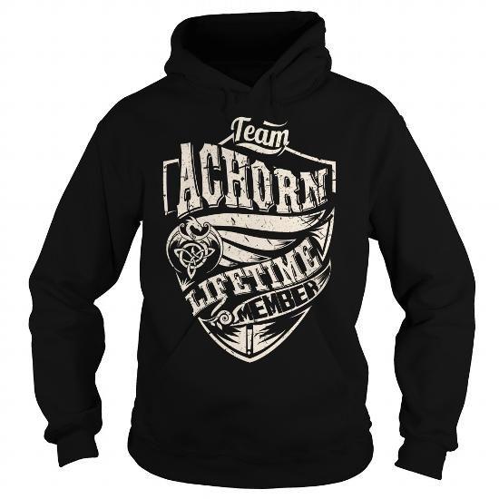 Awesome Tee Team ACHORN Lifetime Member (Dragon) - Last Name, Surname T-Shirt Shirts & Tees