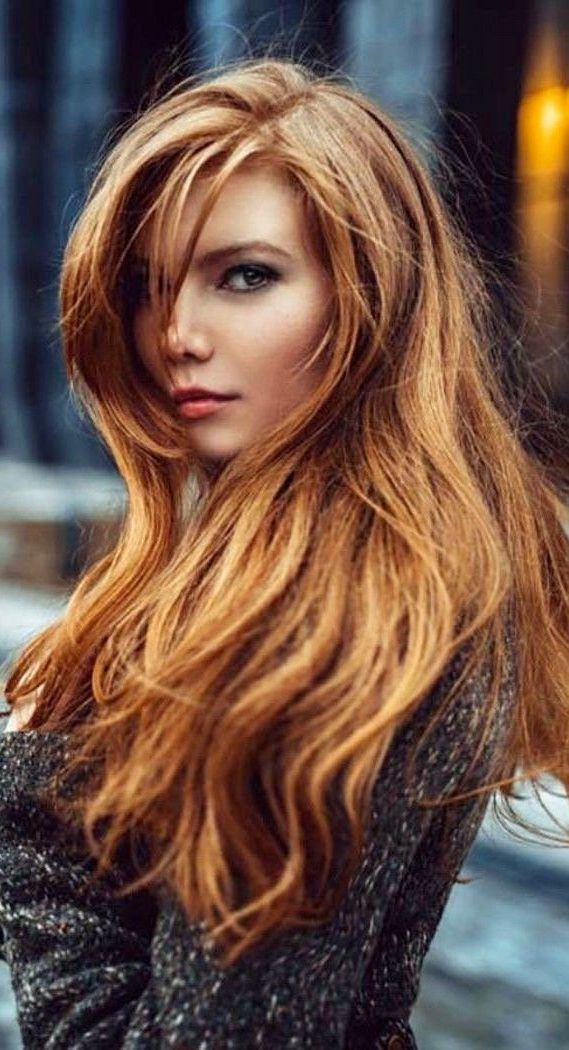 38 Ginger Natural Red Hair Color Ideas That Are Trending For