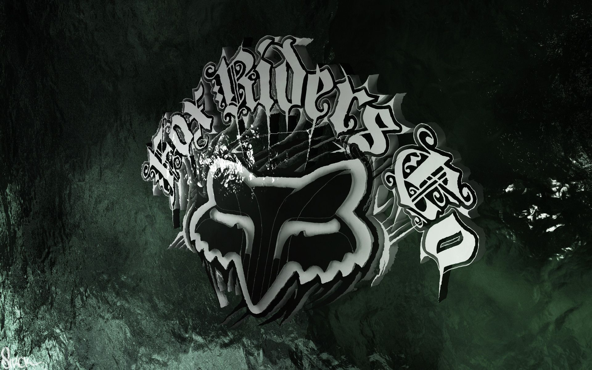 Hd wallpaper cave - Fox Racing Logo Wallpapers Wallpaper Cave