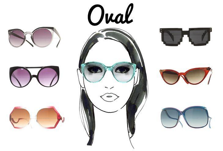 e34f06e581dbd óculos para rosto oval - Pesquisa Google   Beauty tricks   Pinterest ...