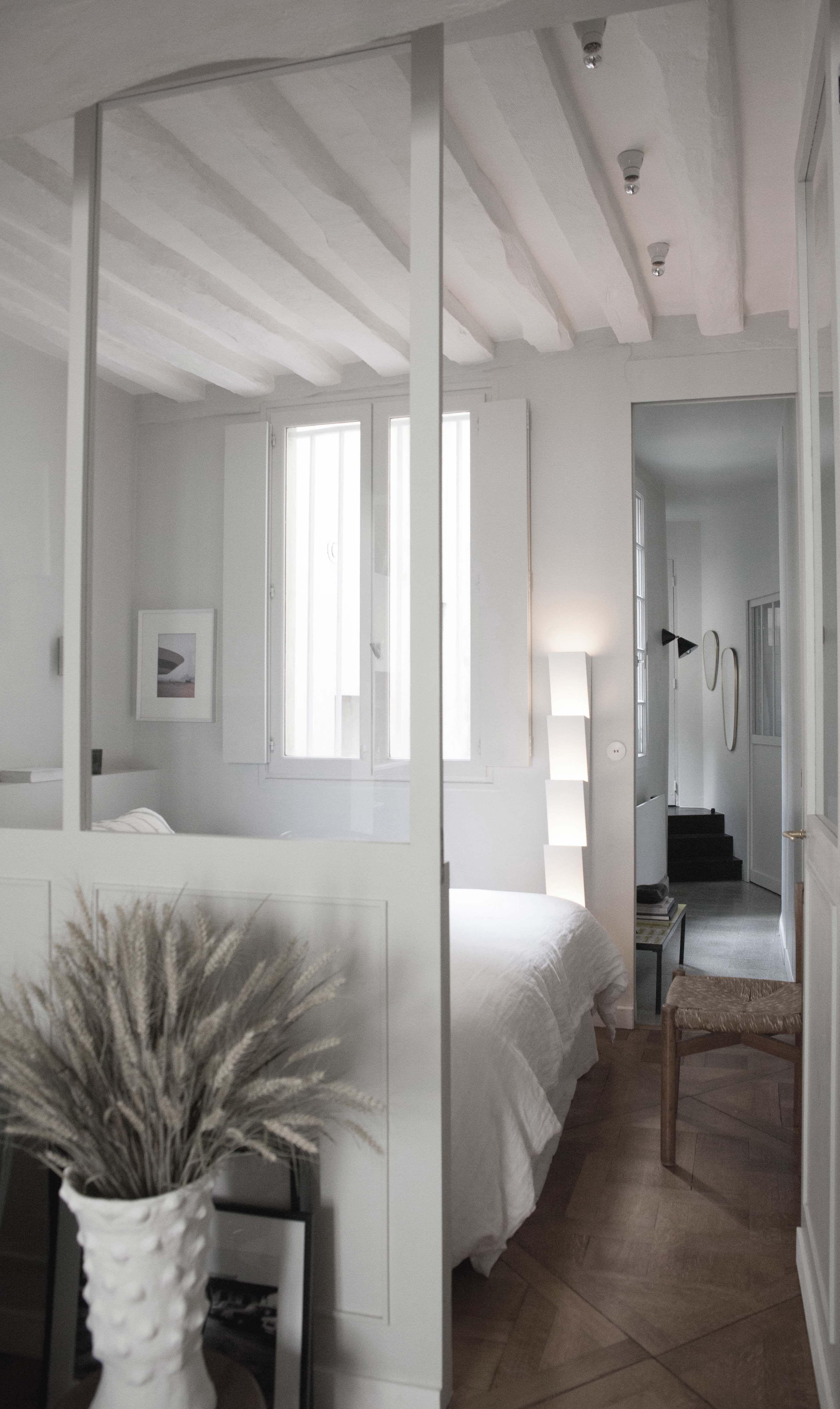 Architecte Interieur Paris Petite Surface necchi architecture / petite surface / appartement 37m2