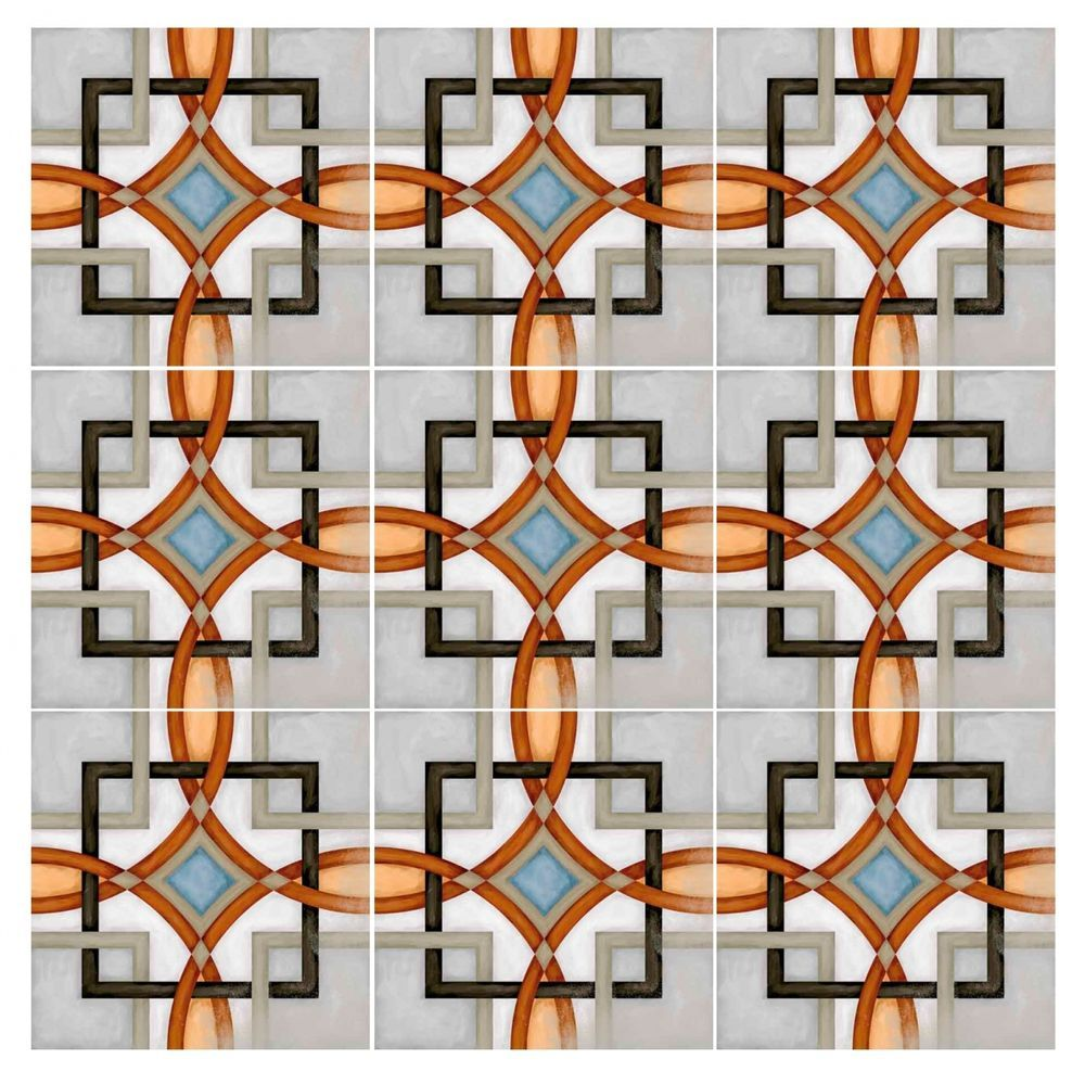 Sample fountains abbey victorian pattern encaustic porcelain wall sample fountains abbey victorian pattern encaustic porcelain wall floor tiles doublecrazyfo Image collections