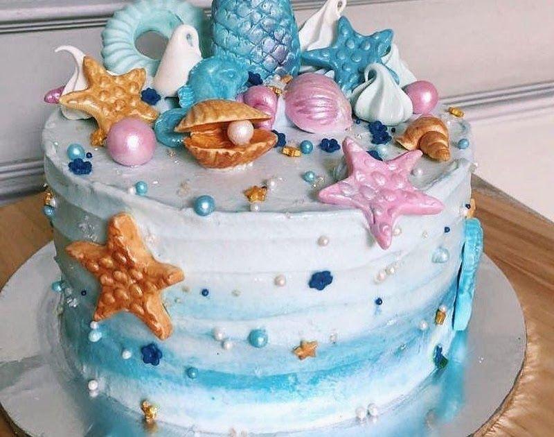 14 Gambar Cake Ultah Karakter Kartun 5 Inspirasi Kue Bertema Mermaid Cantik Untuk Memeriahkan Download 16 Contoh Mode Di 2020 Hidangan Penutup Kue Kue Ulang Tahun