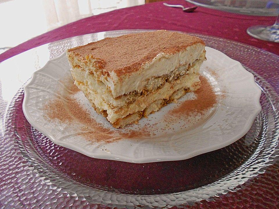 Beste Rezeptesammlung: Vanille - Tiramisu