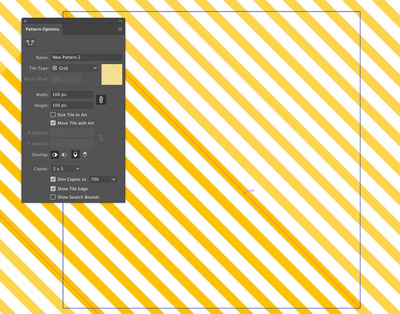Hatch Mark Drop Shadow Text Effect Adobe Illustrator In 2020